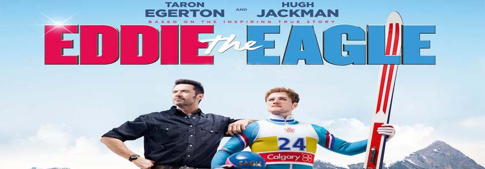 EDDIE THE EAGLE - PG