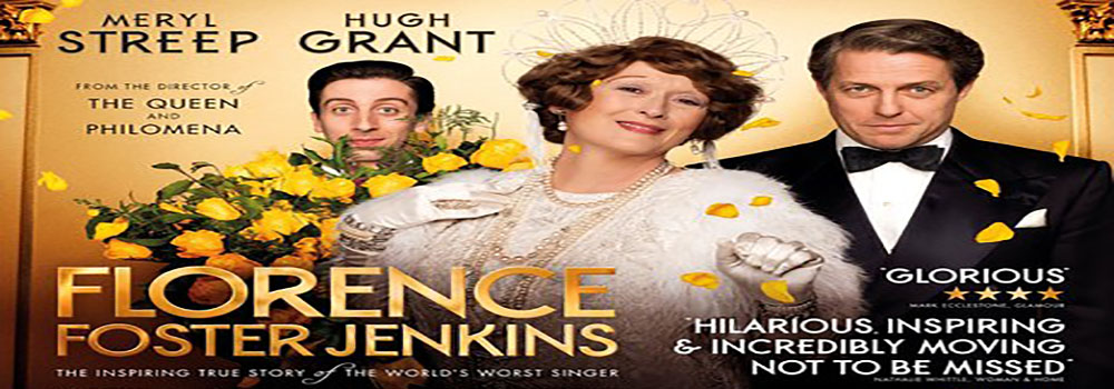 FLORENCE FOSTER JENKINS - PG