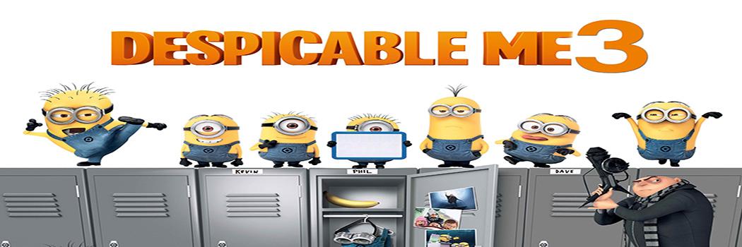 DESPICABLE ME 3 - U