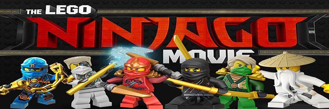 LEGO NINJAGO MOVIE - U
