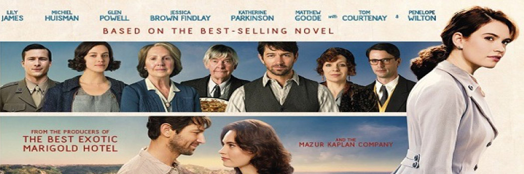 THE GUERNSEY LITERARY AND POTATO PEEL PIE SOCIETY - 12A