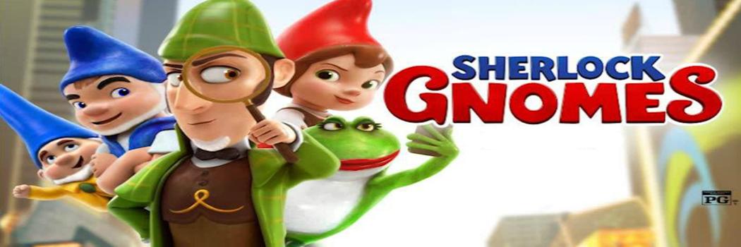 SHERLOCK GNOMES - U