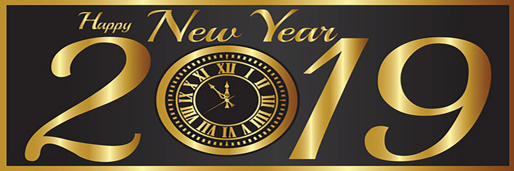 HAPPY NEW YEAR One and all!