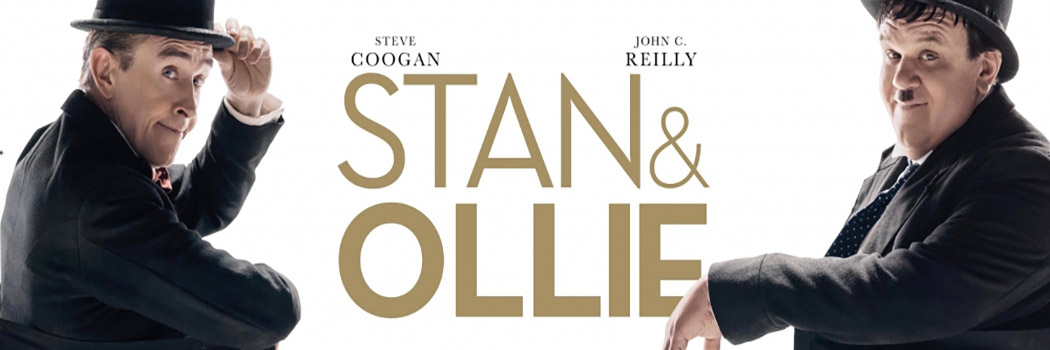 STAN AND OLLIE (PG)
