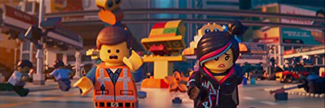 LEGO MOVIE 2D (PG)
