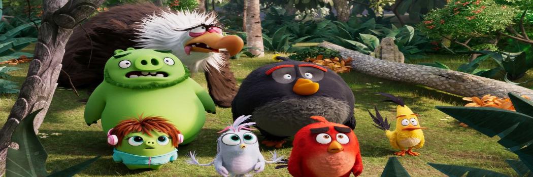 ANGRY BIRDS MOVIE 2 (U)