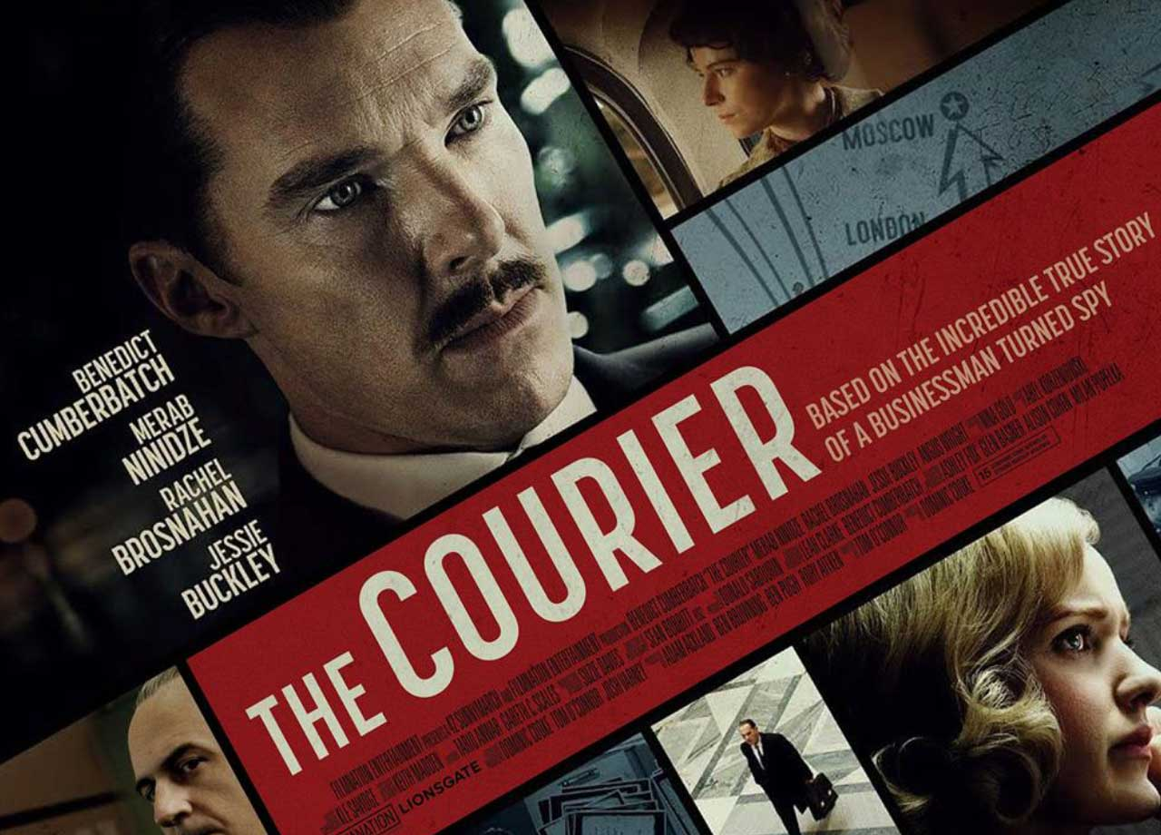 The Courier – 12A